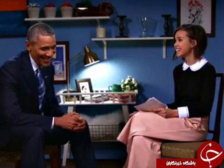 اوباما از اعتقاداتش به خرافات میگوید