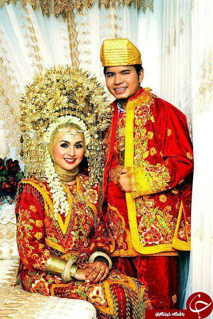 لباس عروسی درکشورهای مختلف +تصاویر