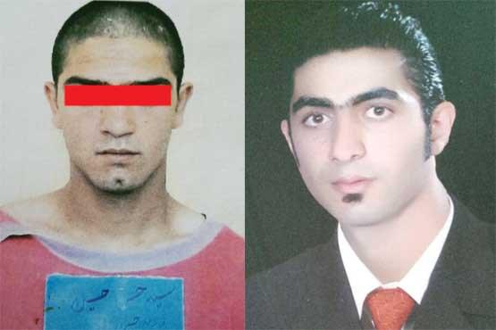 دستگیری قاتل فراری در شب تولد فرزندش