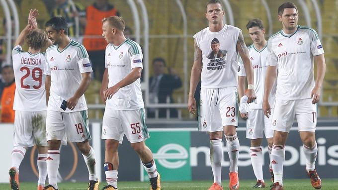 خشم ترکیهایها ار ورود فوتبالست روس به زمین فوتبال با تیشرت پوتین + تصاویر