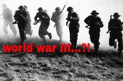 زمزمه جنگ جهانی سوم؛ بترسیم یا نترسیم؟