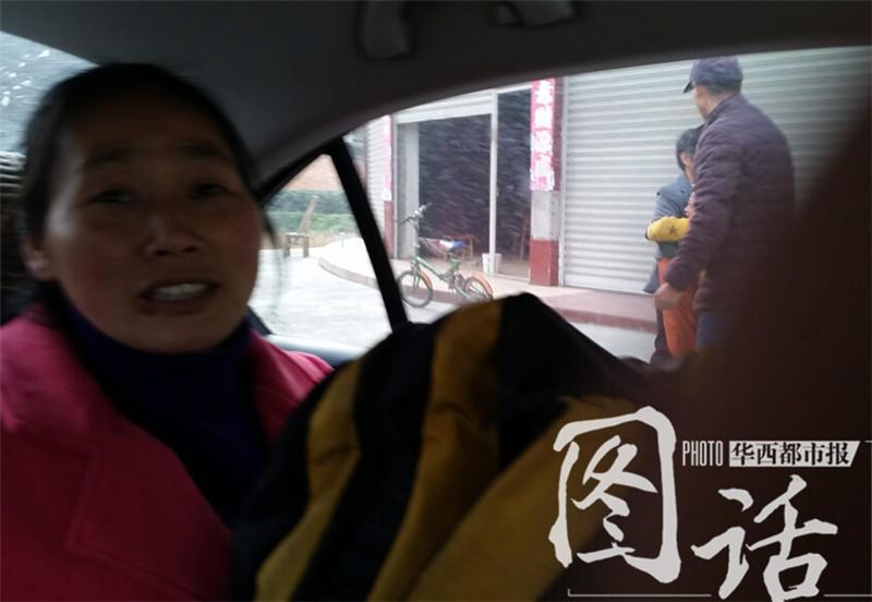 تصاویر دردناکی از مادری که فرزندش را رها کرد + تصاویر