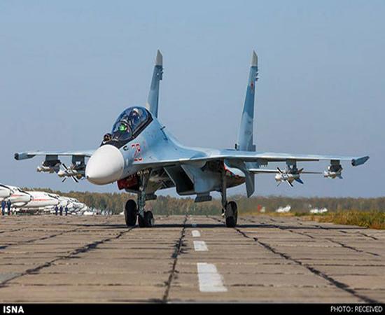 مشخصات جنگنده روسی در راه ایران +عکس