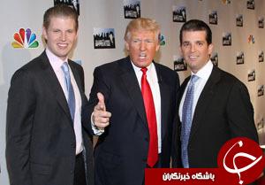 دونالد ترامپ، سرمایه داری که مانکن ها را به همسری برمی گزیند+تصاویر