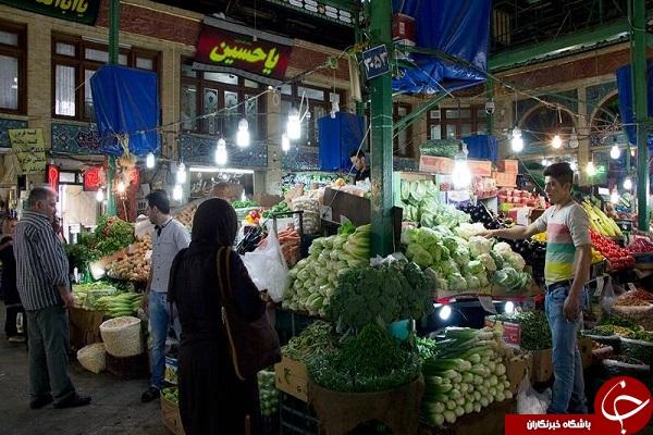عکس بازار بزرگ تهران جدید