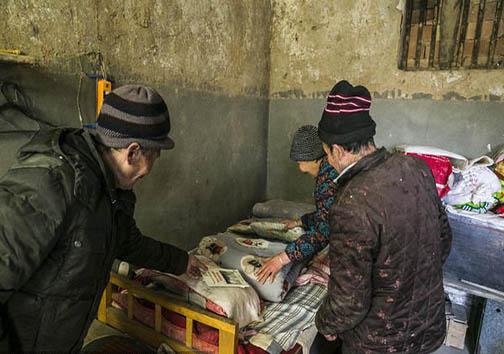 سه دهه میزبانی زوج نیوکار چینی از یک بی خانمان  + تصاویر