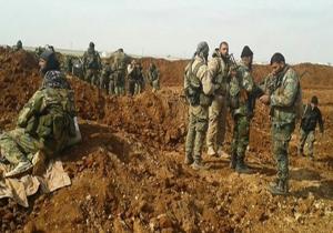 4164379 387 دستاوردهای اخیر نیروهای سوری در جبهه جنگ قنیطره