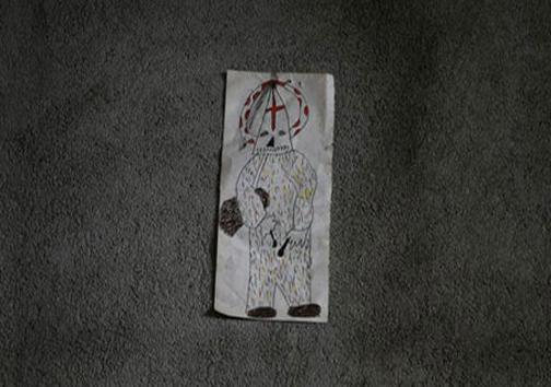 مراسم زدنِ شیطان با شلغم! +عکس