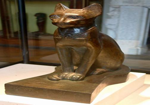 جایگاه عجیب گربه ها در مصر باستان!