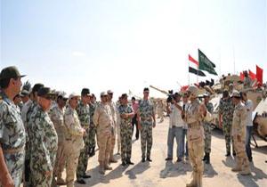 وبسایت صهیونیستی: مانور نظامی مشترک ریاض و قاهره، پیامی به تهران؟؟؟