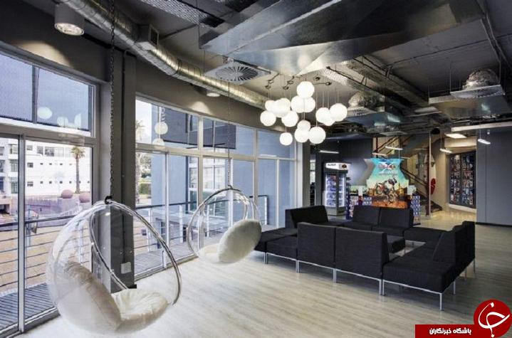 دفاتر کاری شرکت های بزرگ در سراسر جهان + تصاویر