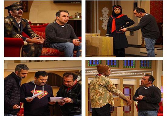 استندآپکمدیهای تلویزیونی با حضور مهران مدیری + تصاویر