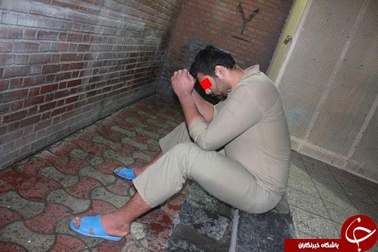 راز زن بدون سر در خیابان 17 شهریور برملا شد/ قاتل: خالهام را حیوان دیدم ، کشتمش!+تصاویر
