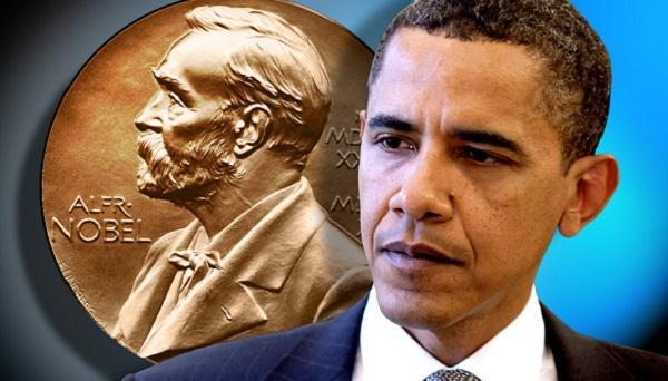 آدم بکشید تاجایزه صلح نوبل بگیرید!