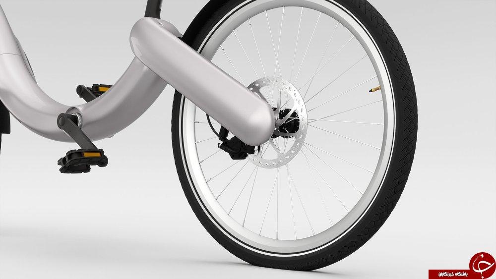 رویایی ترین دوچرخه جهان+تصاویر