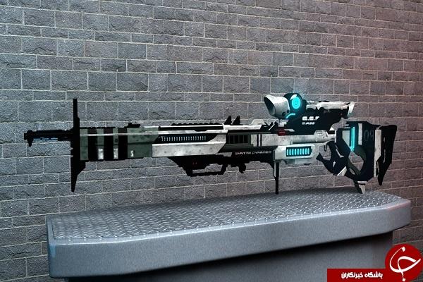 هوشمندترین سلاح تک تیر نابودگر+ تصاویر