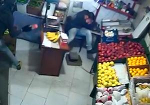 لحظه اسیدپاشی در یافت آباد تهران + فیلم
