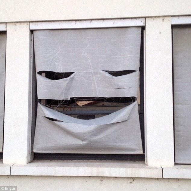 تصاویر طنز از روی دیگر کار در خانه