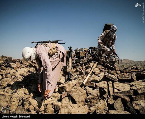 عکس/ رنجرهای اطلاعات عملیات ناجا