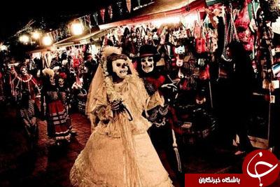 جشن مردگان+عکس