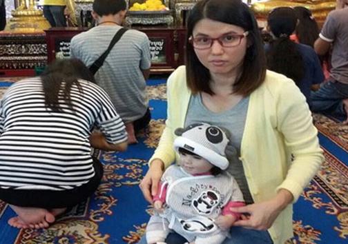 عروسک جنجالی تایلندی +عکس