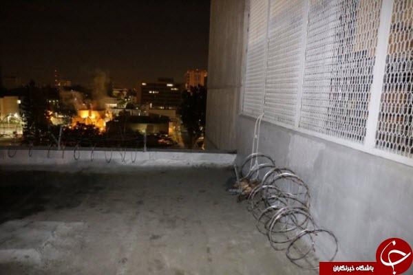 پلیس کالیفرنیا برای ایرانی تحت تعقیب جایزه گذاشت +تصاویر