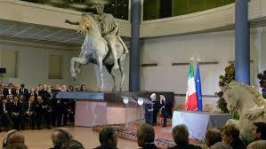 از استقبال ایتالیاییها با فر مجموعه باستانی