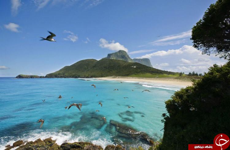 تصاویر زیبا از 5 جزیره دیدنی و بکر