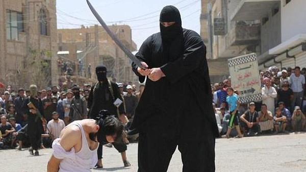 داعش ویدئوی اعدام عناصر فراری خود را منتشر کرد