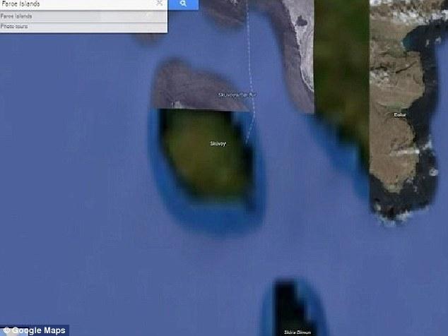 مکانهایی که در گوگل پیدا نمیکنید!