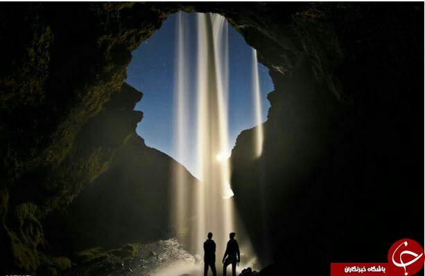 بی نظیر ترین آبشار دنیا+عکس