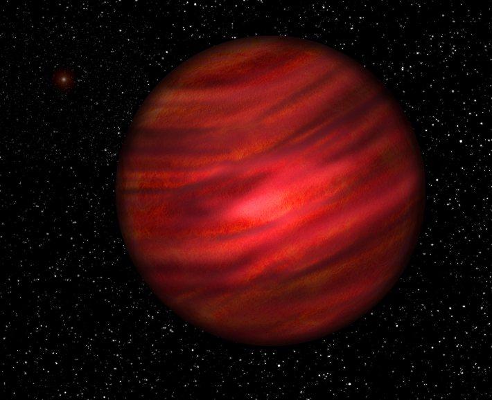 سیاره ای که هر سالش 900هزار سال زمین است+تصاویر