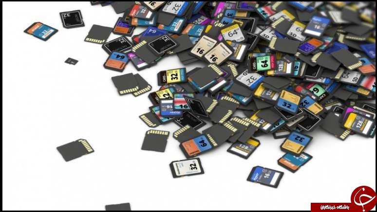 ترفند تشخیص کارت microSD تقلبی