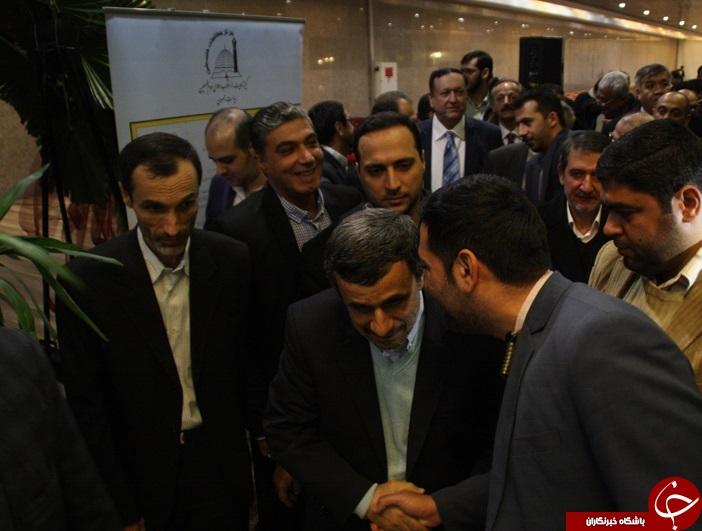 بقایی امروز دست راست احمدی نژاد + تصاویر