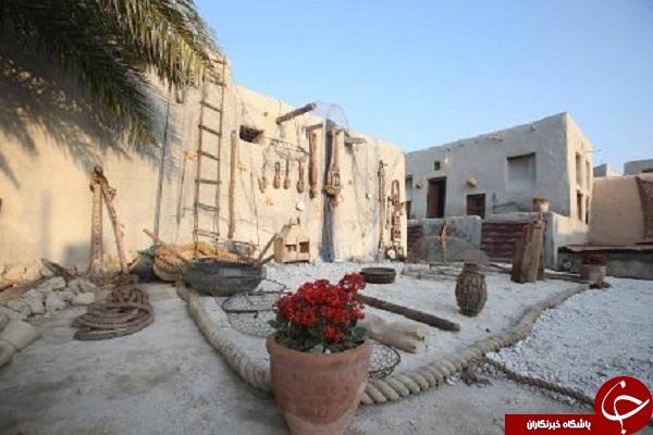 خانه ی ۲۰۰ ساله کیش به موزه تبدیل شد + تصاویر