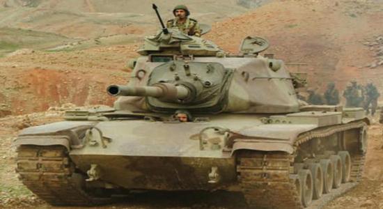 تانک صمصام ایران؛