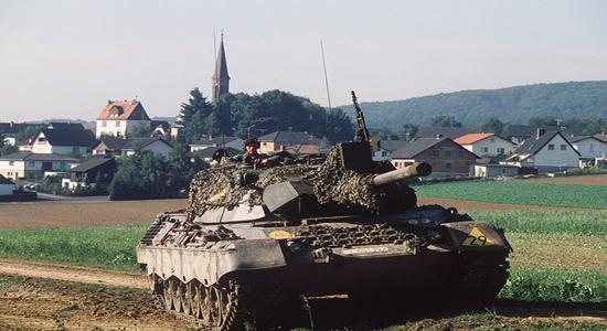 تانک لئوپارد
