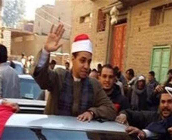 قاری دروغگوی مصری که میخواست جا پای شهید «حسنی کارگر» بگذارد