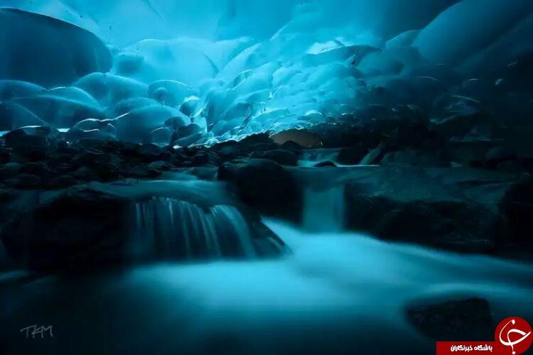 عجیب ترین غارهای جهان + تصاویر