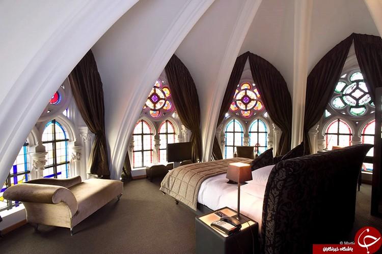۱۵ هتل جالب دنیا + تصاویر