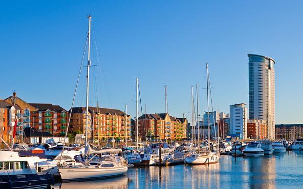 زیباترین شهرهای بریتانیا +تصاویر