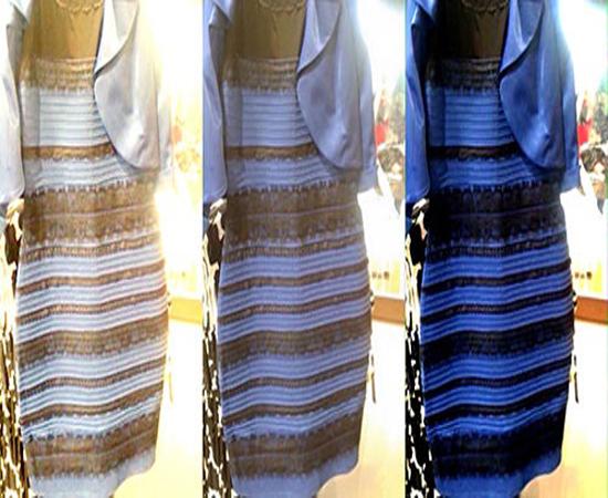 جنجال جدید در شبکههای اجتماعی؛ بالاخره این لباس چه رنگی است؟