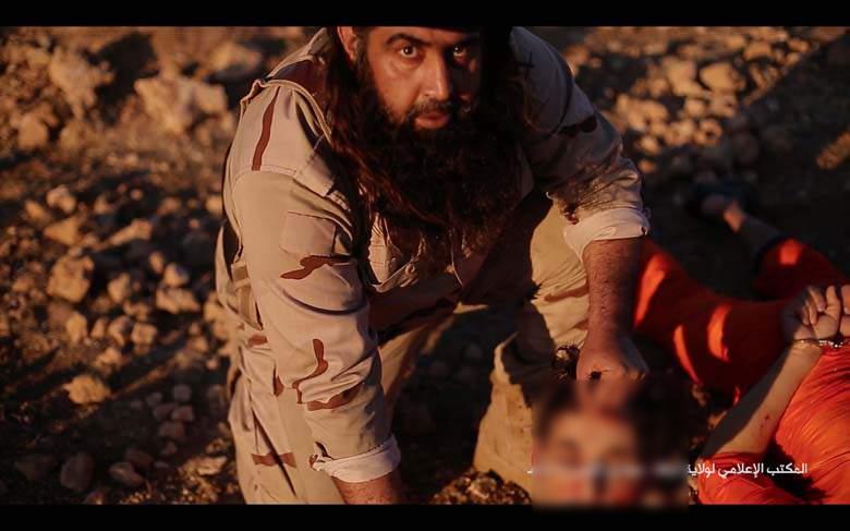 جنایت جدید داعش/ بریدن سر یکی از اعضای پ ک ک+ تصاویر+18