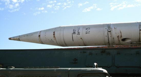 موشک لونا، دستپخت کره شمالی برای مقابله با داعش در سوریه