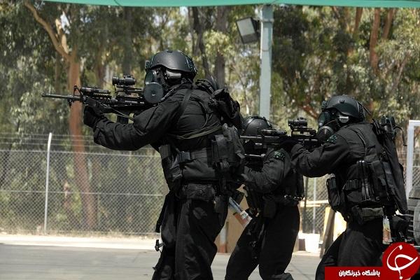 نیروهای ویژه گروگانگیری 3 کشور را بشناسید +تصاویر