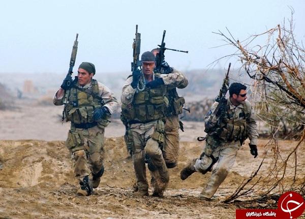 نیروهای ویژه گروگانگیری 3 کشور را بشناسید + تصاویر