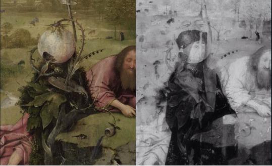 نقاشیهای شگفتانگیز متعلق به هزاران سال پیش+تصاویر