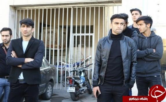 مراسم تشییع پیکر مربی نفت در ورزشگاه شهید شیرودی+ مصاحبه و عکس و فیلم