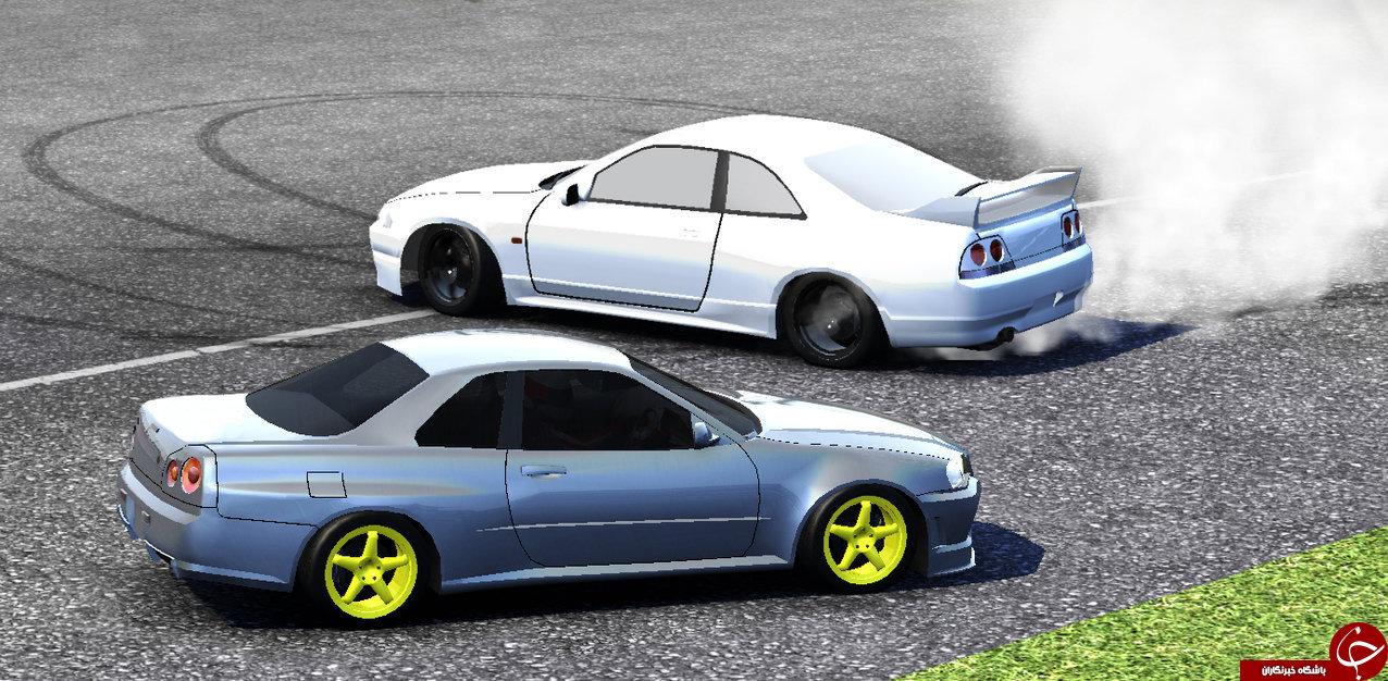 اگر عاشق ماشین هستید کلیک کنید+ دانلود
