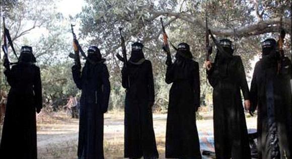 علت جذابیت داعش برای دختران اروپایی